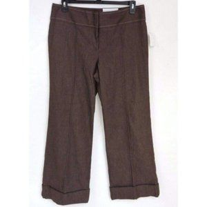 Cato Classic Women Brown Relaxed Thigh Pants